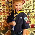 We Have a Cub Scout!