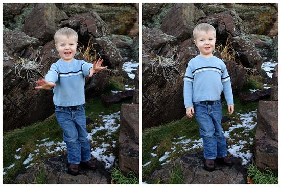 1-18-16 Arthur's 3 Year Old Portraits1