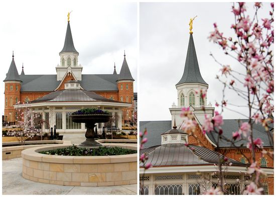 3-22-16 Provo and Timpanogas Temples
