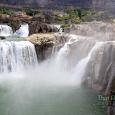 Beautiful Shoshone Falls