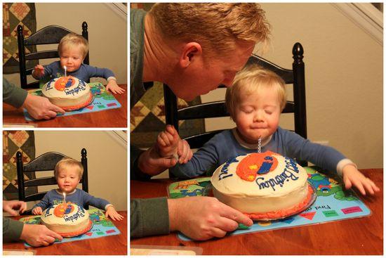1-18-15 Arthur's 2nd Birthday