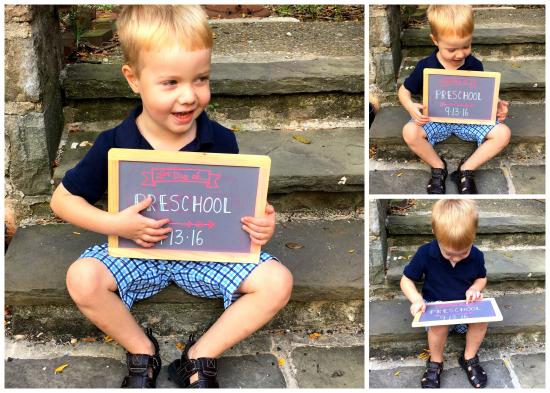 9-13-16 Arthur's First Day of Preschool