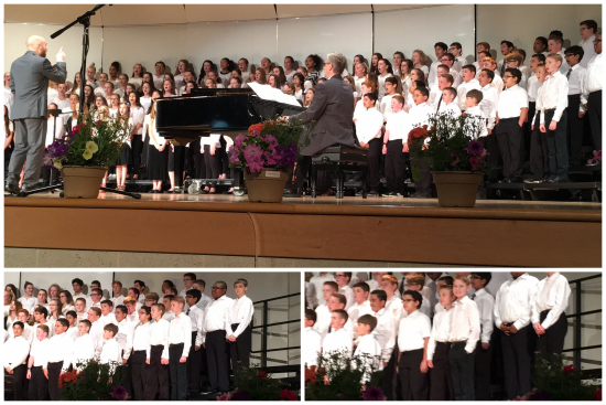 5-14-18 Derek's Choir Concert